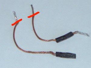 Подводящие провода для динамиков